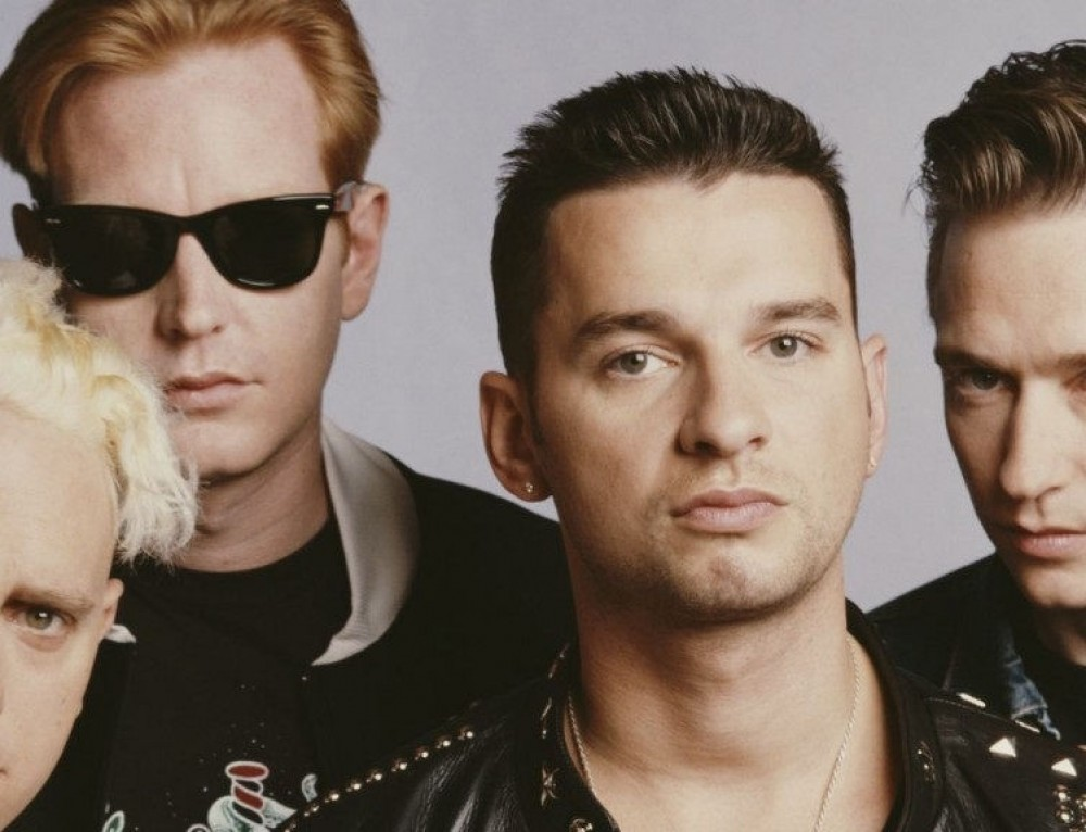 My Favorite Bands & Artists – #13: Depeche Mode