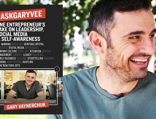 REVIEW: #AskGaryVee: One Entrepreneur's Take on Leadership, Social Media, and Self-Awareness