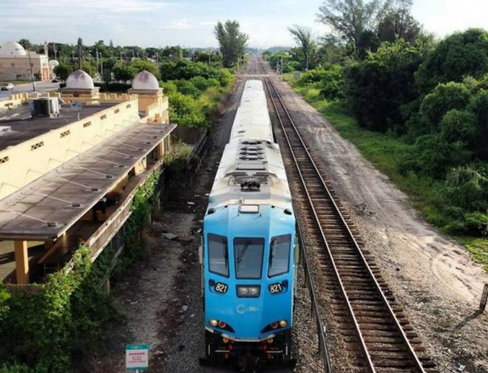 Death By Tri-Rail