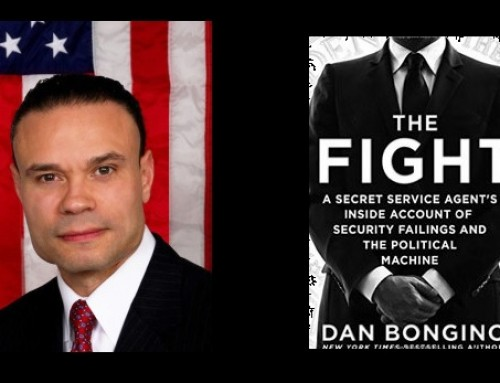 Currently Reading: The Fight, by Dan Bongino