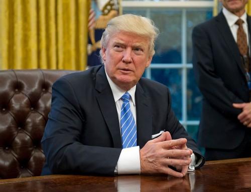 Trump Is the Biggest Sore Winner Ever