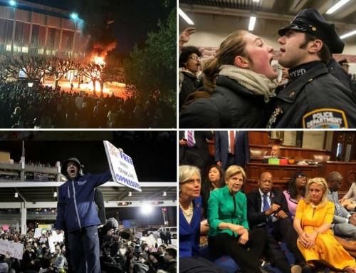 UPDATE: Democrats Are Still Protesting Stuff