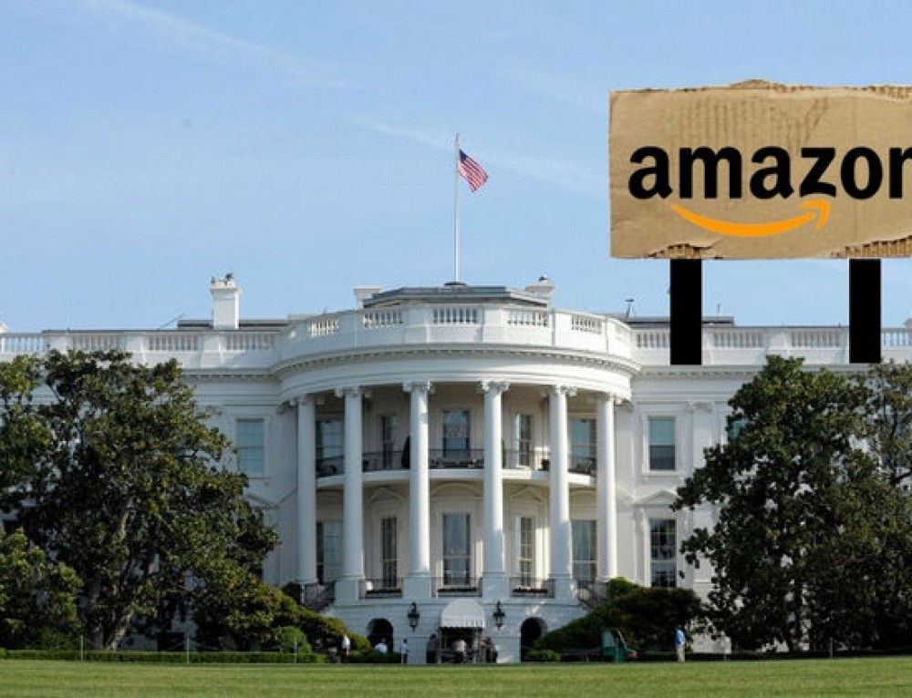 Amazon Buys Washington D.C. for $20 Trillion