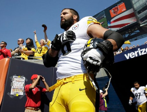 NFL Player Apologizes for Honoring His Country