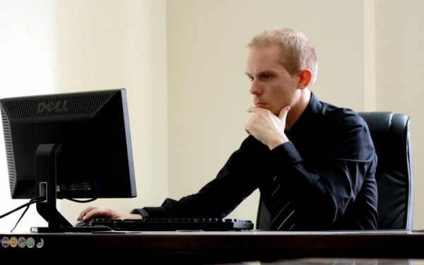 Man Reflects Deeply After Insulting Facebook Comments