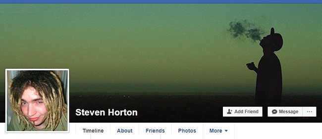 Steven Horton Facebook