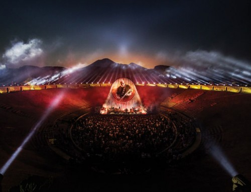 REVIEW: David Gilmour Live at Pompeii
