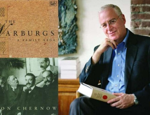 Currently Reading: The Warburgs, by Ron Chernow
