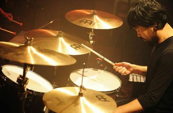 drummer yasunori takada leaves mono