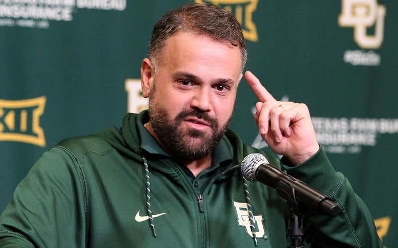 Matt Rhule Colts Interview