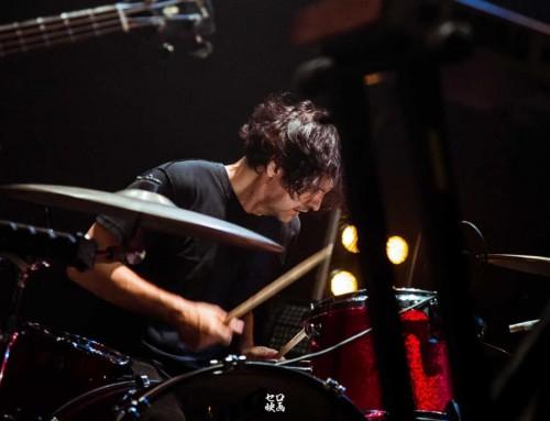 MONO's New Drummer: Dahm Majuri Cipolla
