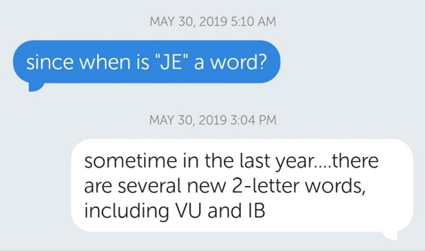 words with friends 2 letter words comment