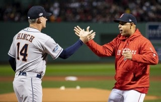 Astros cheating scandal